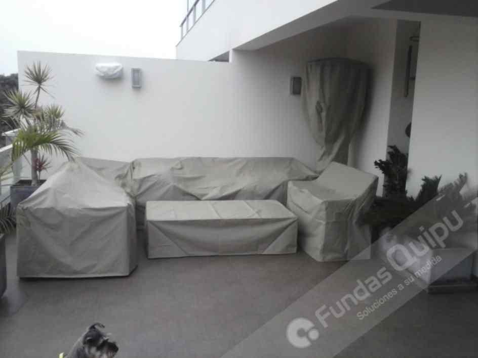 Fundas para muebles de terraza | Fundas Quipu - Fundas para ...