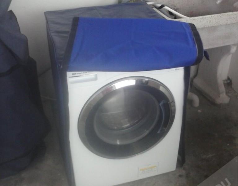 Muebles para lavadoras mueble para depositar la ropa for Mueble lavadora exterior